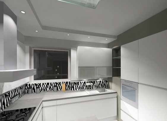 3D návrh kuchýň - Obrázok č. 168