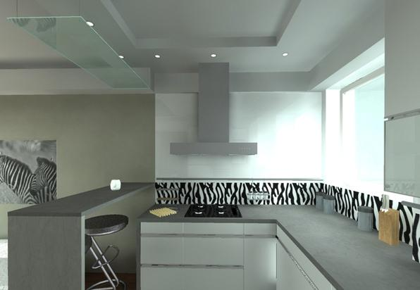 3D návrh kuchýň - Obrázok č. 169