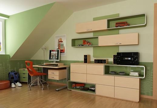 3D návrh detských izieb - Obrázok č. 132