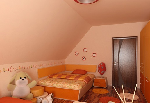 3D návrh detských izieb - Obrázok č. 135