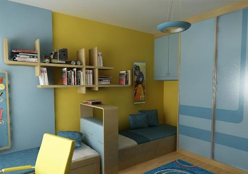 3D návrh detských izieb - Obrázok č. 127