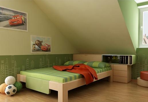 3D návrh detských izieb - Obrázok č. 133