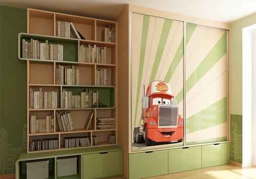3D návrh detských izieb - Obrázok č. 134