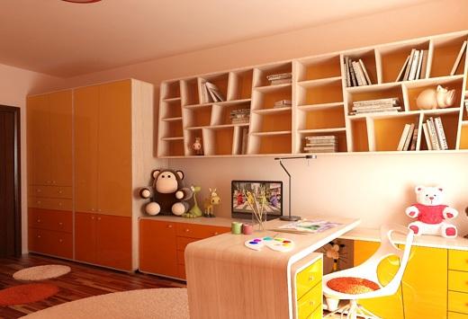 3D návrh detských izieb - Obrázok č. 136