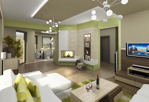 Úsilie o útulný a teplý domov - inšpirácie - paci sa mi nabytok-farebna kombinacia