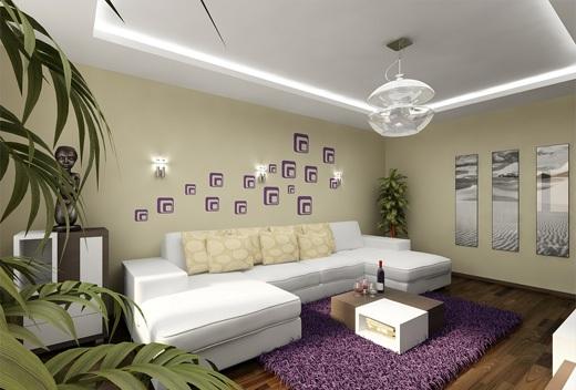 3D návrh obývačky - Obrázok č. 187