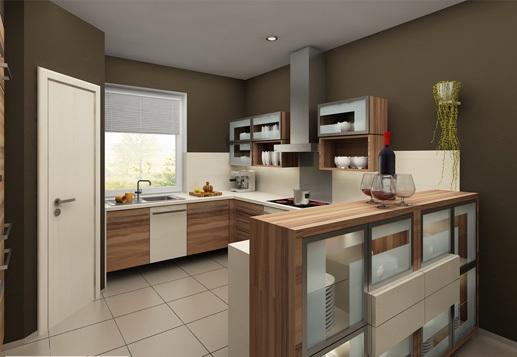 3D návrh kuchýň - Obrázok č. 174