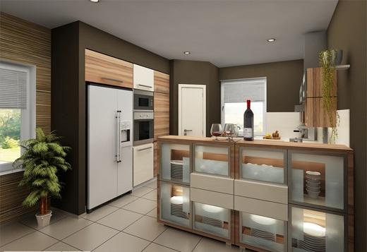 3D návrh kuchýň - Obrázok č. 175