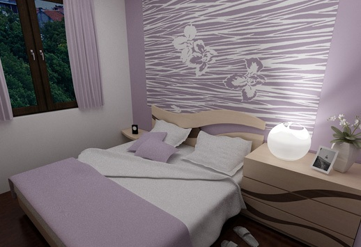 3D návrh spálni - Obrázok č. 96