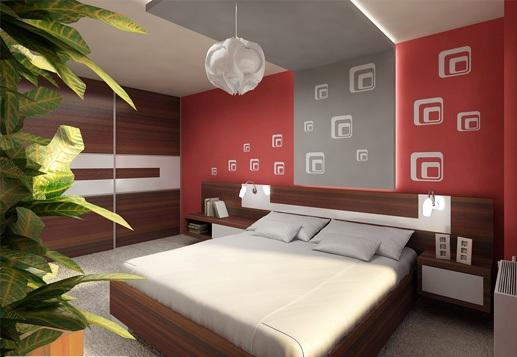3D návrh spálni - Obrázok č. 97