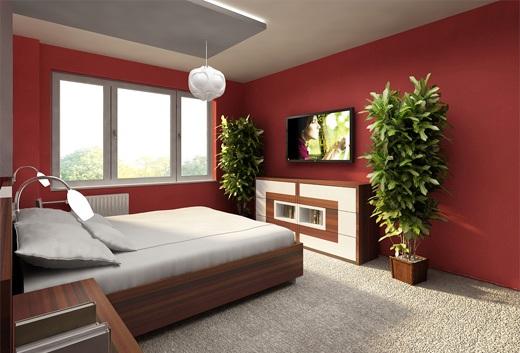 3D návrh spálni - Obrázok č. 98