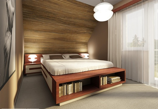 3D návrh spálni - Obrázok č. 100