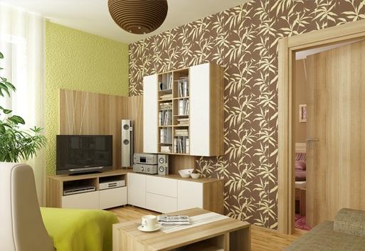 Úsilie o útulný a teplý domov - inšpirácie - to bledé drevo je krásne