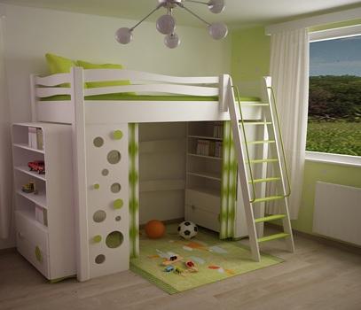 3D návrh detských izieb - Obrázok č. 139