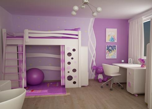 3D návrh detských izieb - Obrázok č. 140