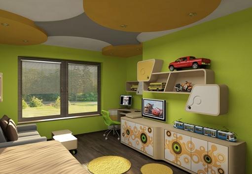 3D návrh detských izieb - Obrázok č. 142