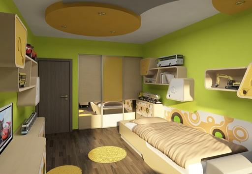 3D návrh detských izieb - Obrázok č. 143