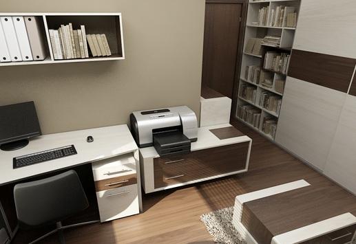 3D návrh kancelárií - Obrázok č. 26