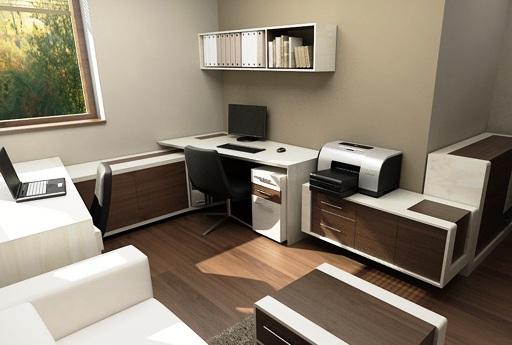3D návrh kancelárií - Obrázok č. 27
