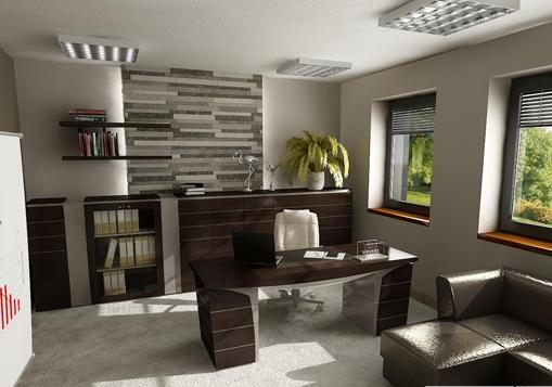 3D návrh kancelárií - Obrázok č. 30