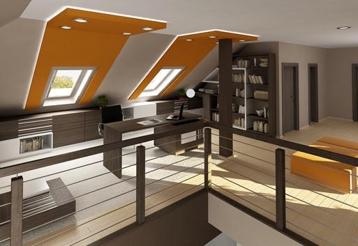 3D návrh kancelárií - Obrázok č. 31