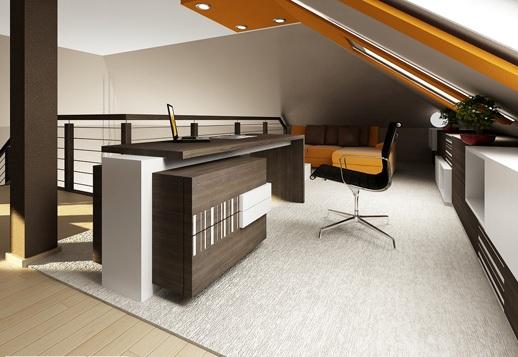 3D návrh kancelárií - Obrázok č. 32
