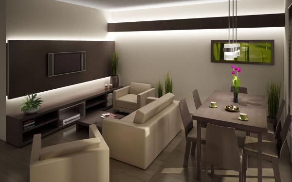 3D návrh obývačky - Obrázok č. 204