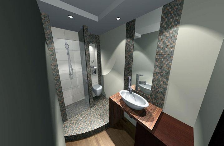 3D návrh kúpelní - Obrázok č. 152