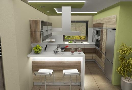 3D návrh kuchýň - Obrázok č. 185
