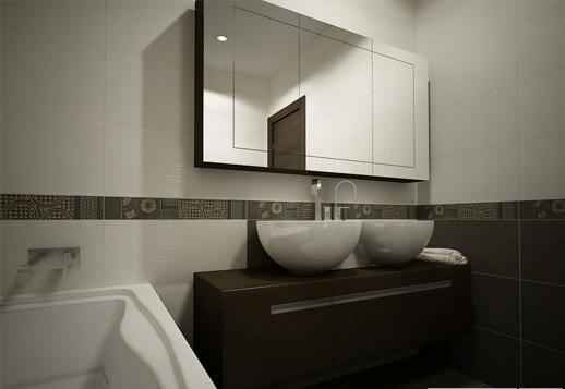 3D návrh kúpelní - Obrázok č. 157