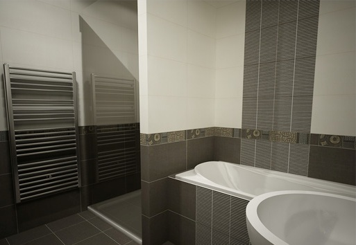 3D návrh kúpelní - Obrázok č. 159