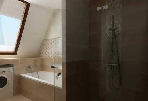 3D návrh kúpelní - Obrázok č. 178