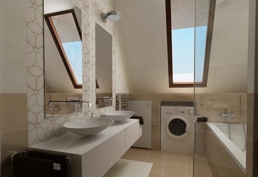 3D návrh kúpelní - Obrázok č. 177