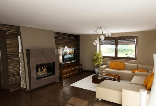 3D návrh obývačky - Obrázok č. 211