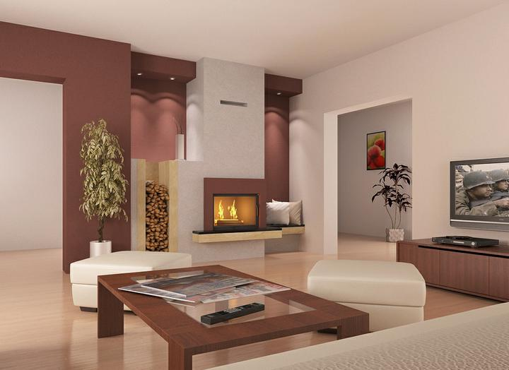 Úsilie o útulný a teplý domov - inšpirácie - Obrázok č. 17