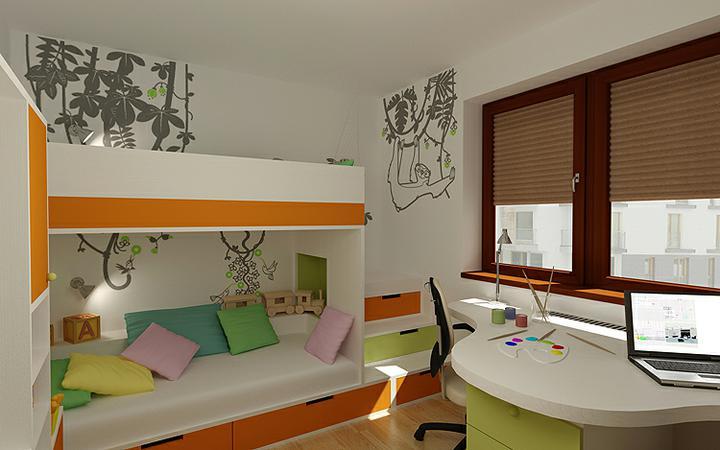 3D návrh detských izieb - Obrázok č. 156