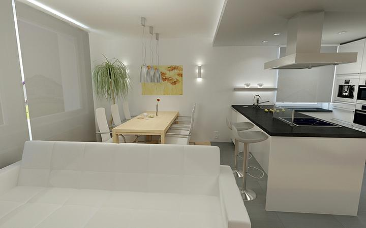 3D návrh kuchýň - Obrázok č. 206
