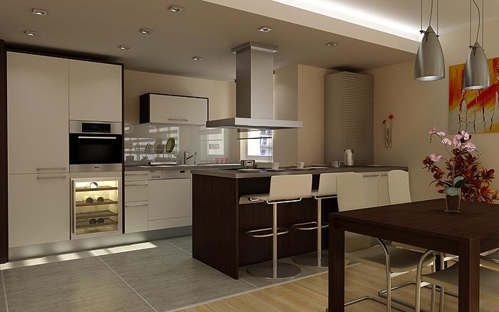 3D návrh kuchýň - Obrázok č. 210