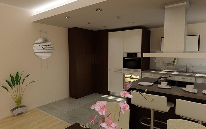 3D návrh kuchýň - Obrázok č. 212