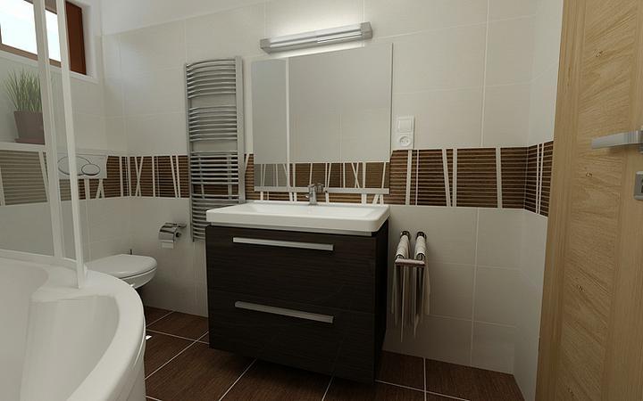 3D návrh kúpelní - Obrázok č. 207