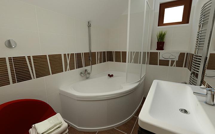 3D návrh kúpelní - Obrázok č. 208