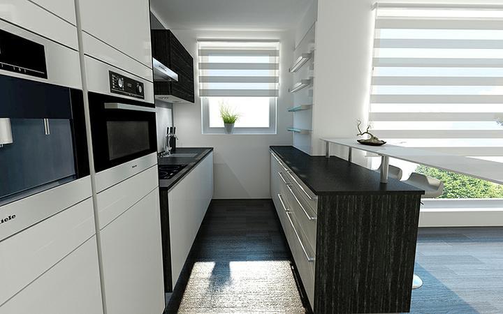 3D návrh kuchýň - Obrázok č. 216