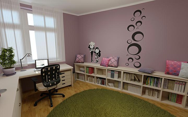 3D návrh detských izieb - Obrázok č. 163