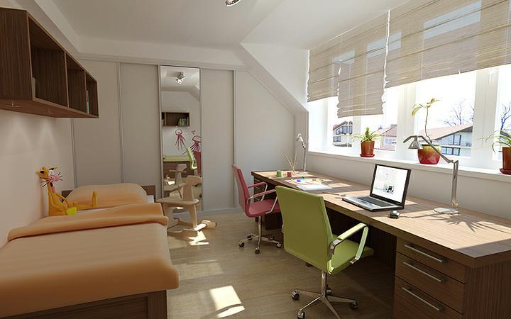 3D návrh detských izieb - Obrázok č. 166