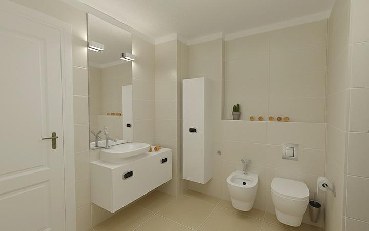 3D návrh kúpelní - Obrázok č. 211