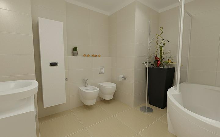 3D návrh kúpelní - Obrázok č. 213