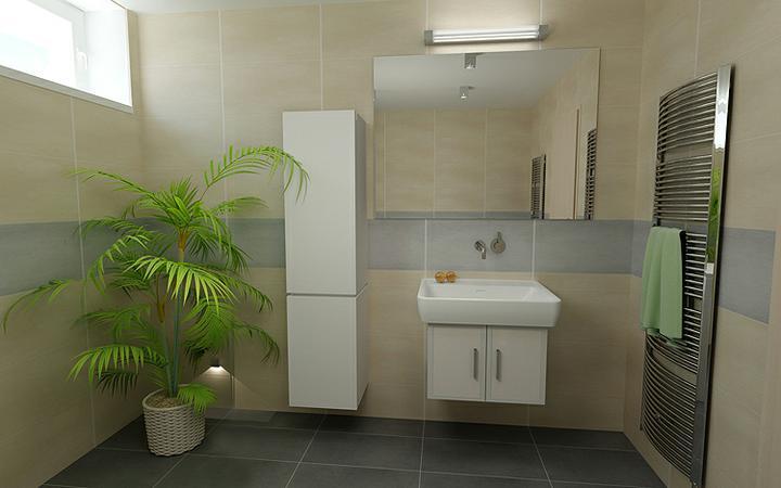 3D návrh kúpelní - Obrázok č. 215