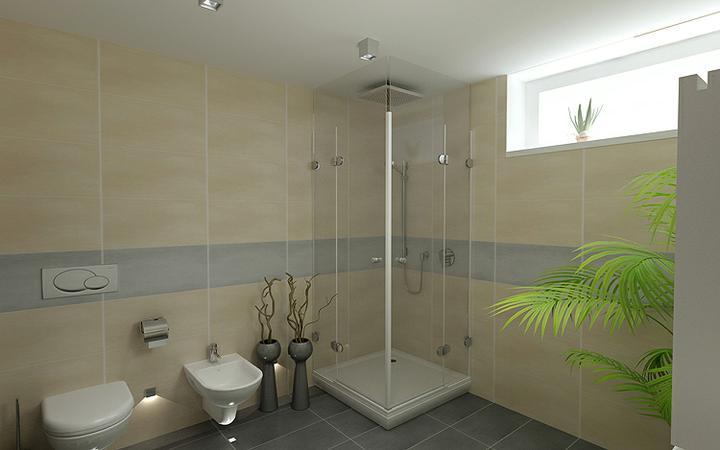 3D návrh kúpelní - Obrázok č. 216