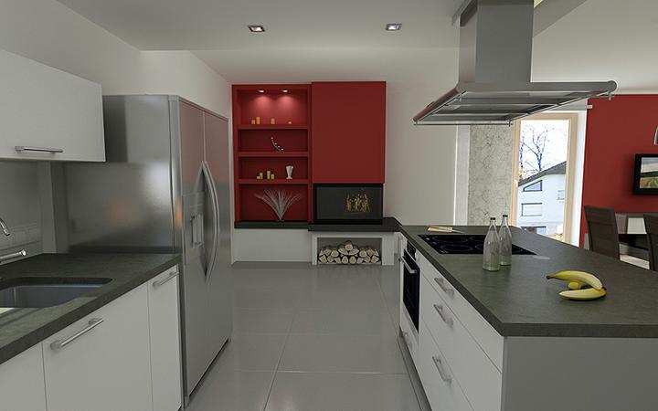 3D návrh kuchýň - Obrázok č. 223