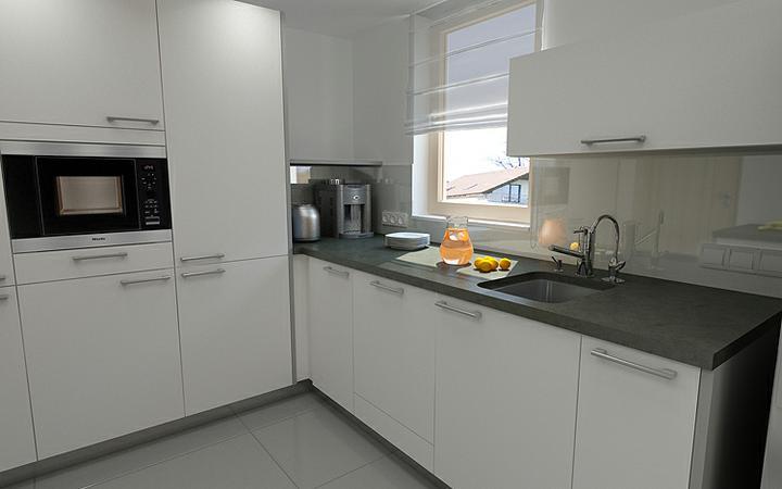 17a189fe67e2 Biela lesklá kuchyňa kolekcia užívateľky slavkasom jpg 720x450 Kuchyne  oresi biela